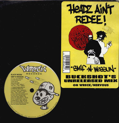Black Moon - Headz Ain't Redee [EP] (1995)
