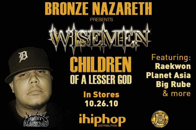 Bronze Nazareth - Wisemen Instrumentals